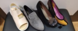 Zapatos mujer tallas 34 a 41